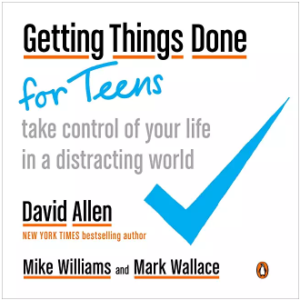 The first book on our list of good books for teens is Getting Things Done for Teens by David Allen.