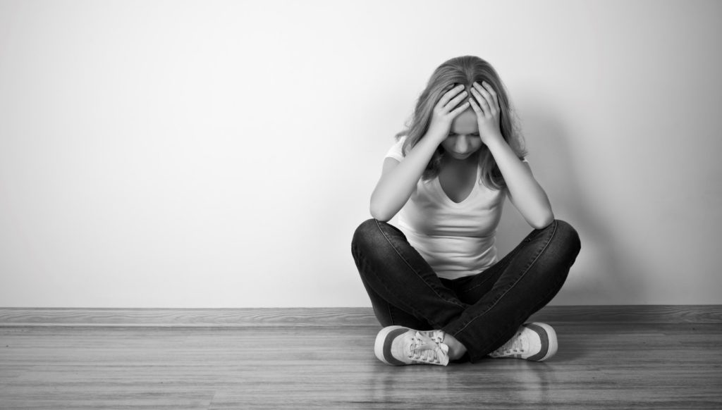 Teen depression guide. How to help a teen with depression.