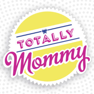 Cover art for Totally Mommy parenting podcast.