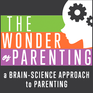 Cover art for The Wonder of Parenting podcast.