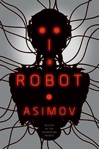 Robot Series, by Isaac Asimov, is the second book on our list of sci-fi books great for teens.